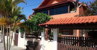 Itaúna Hostel - Saquarema - Vista del exterior