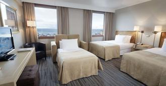 Hotel Costaustralis - Puerto Natales - Bedroom