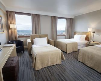 Hotel Costaustralis - Puerto Natales - Slaapkamer