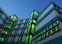 Hotel Raffaello - Milán - Edificio