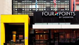 Four Points by Sheraton Midtown-Times Square - Nueva York - Edificio