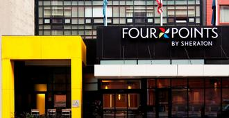 Four Points by Sheraton Midtown-Times Square - New York - Bygning