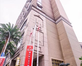 Rsl Hotel Taipei Zhonghe - Zhonghe District - Gebouw