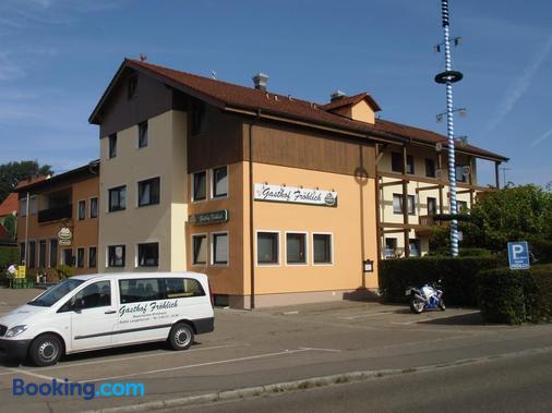 Gasthof Frohlich - Langenbruck - Building
