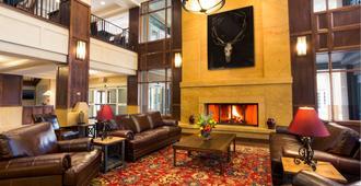 Drury Plaza Hotel in Santa Fe - סנטה פה - לובי