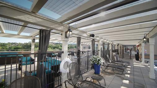 Drury Plaza Hotel in Santa Fe - Santa Fe - Bar