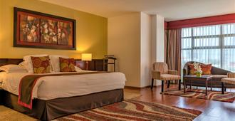 Palma Real Hotel & Casino - סן חוזה - חדר שינה