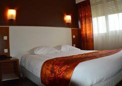 斯濤特爾大西洋酒店 - 坡市 - 波城 - 臥室