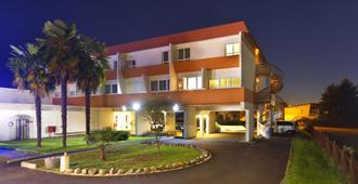 Citotel Atlantic Hotel - פו - בניין