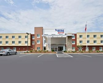 Fairfield Inn & Suites Elmira Corning - Horseheads - Gebäude