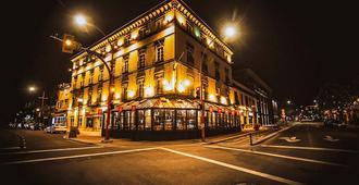 Swans Brewery, Pub and Hotel - ויקטוריה - בניין
