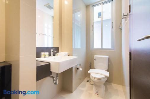 Zenniq - Bangkok - Bathroom