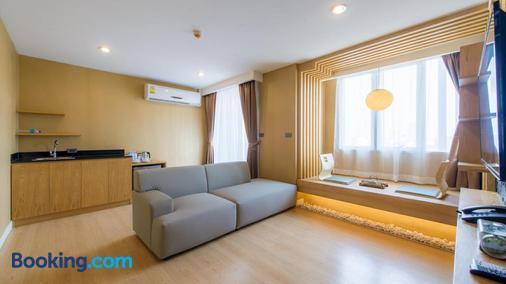 Zenniq - Bangkok - Living room