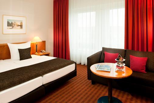 Dorint Hotel Dresden - Dresden - Makuuhuone