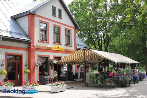 Hotel Kakis - Sigulda - Building