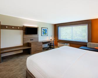 Holiday Inn Express & Suites New Castle - New Castle - Schlafzimmer
