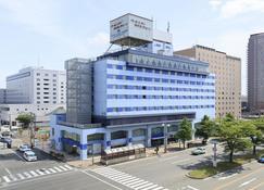 Hotel Pearl City Akita Kanto Odori - Akita - Bâtiment