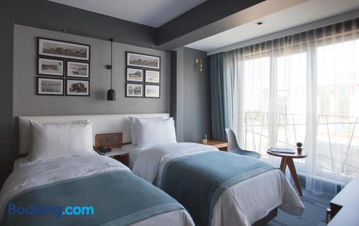Hotel Cura - Çanakkale - Bedroom