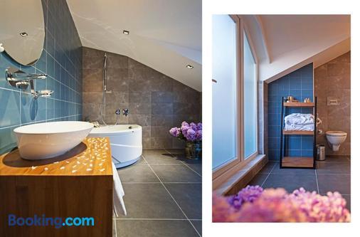 Hotel Cura - Çanakkale - Bathroom