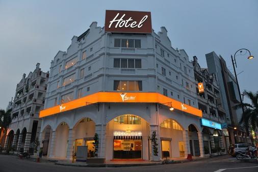 Your Hotel - Klang - Building