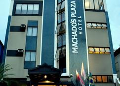 Machado's Plaza Hotel - Belém - Edificio
