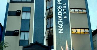 Machado's Plaza Hotel - Belém - Toà nhà