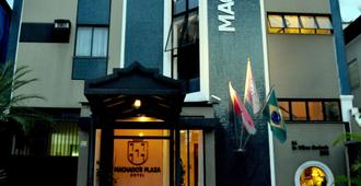 Machado's Plaza Hotel - Belém - Building