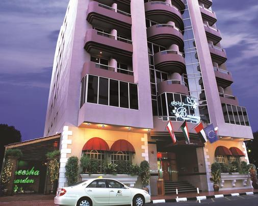 Broadway Hotel - Dubai - Building