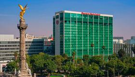 Sheraton Mexico City Maria Isabel Hotel - Mexico by - Bygning