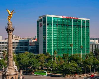 Sheraton Mexico City Maria Isabel Hotel - Ciudad de México - Edificio