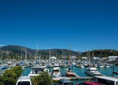 Harbourside Lodge - Nelson (Nový Zéland) - Outdoors view