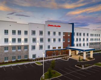Hampton Inn & Suites Lexington - Lexington (South Carolina) - Gebouw