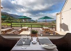 The Glencoe Inn - Ballachulish - Varanda
