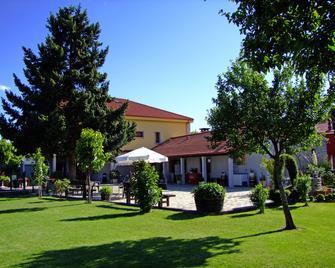Hotel Casa Reboiro - Monforte de Lemos - Gebouw