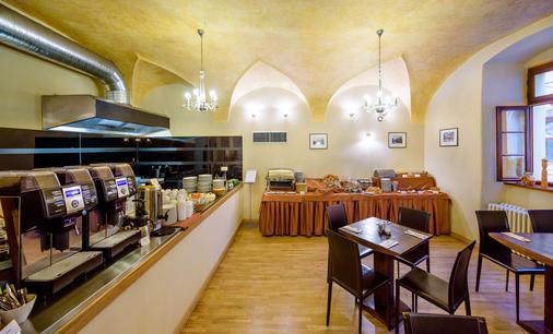 Hotel Elite - Prague - Buffet