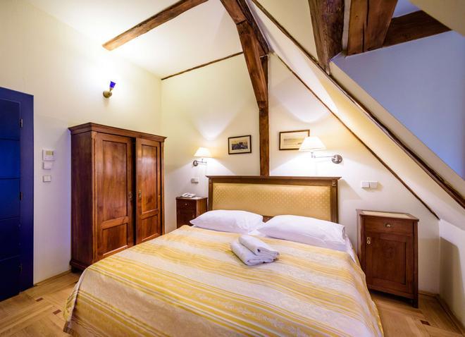 Hotel Élite Prague - Prague - Bedroom