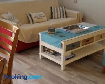 Ty Avel - Quiberon - Living room