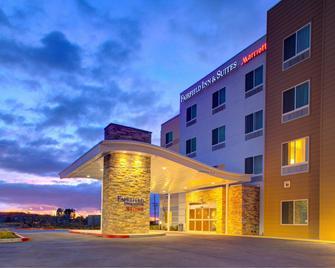 Fairfield Inn & Suites by Marriott Hollister - Hollister - Building
