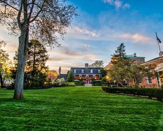 Nassau Inn - Princeton - Rakennus