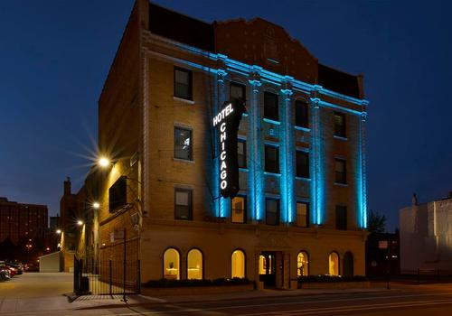 Hotels In Chicago >> Hotel Chicago West Loop Ab 46 1 6 0 Chicago Hotels