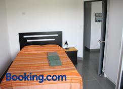 Apartamentos La Alborada - Alajuela - Bedroom