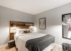 Le Rustique By Kasania - Mont-Tremblant - Bedroom