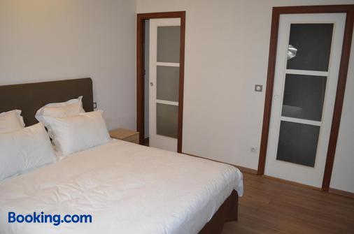 Maison D'hôtes La Petite Ecole - Marciac - Bedroom