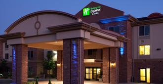 Holiday Inn Express Hotel & Suites Kanab - Kanab - Gebäude