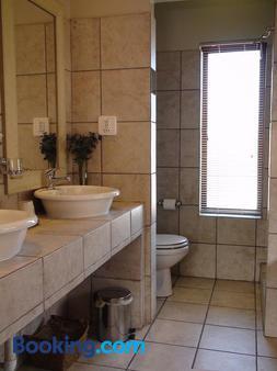Villa Lugano - Johannesburg - Phòng tắm