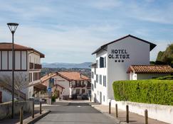 Hôtel Olatua - Bidart - Outdoor view