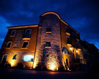Hotel Villa Torre Antica - Atena Lucana - Edificio