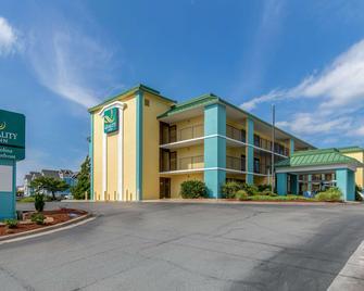 Quality Inn Carolina Oceanfront - Kill Devil Hills - Building