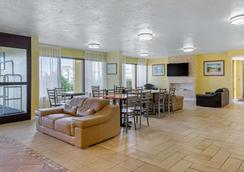 Quality Inn Carolina Oceanfront - Kill Devil Hills - Lobby