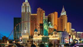 New York-New York Hotel & Casino - Las Vegas - Bâtiment